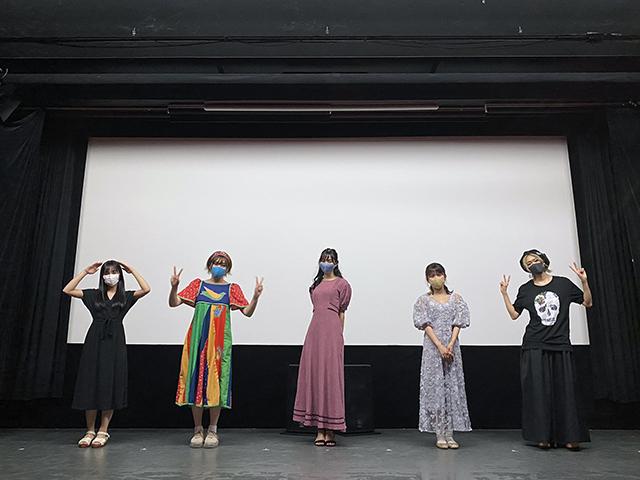 現代怪奇百物語 弐ノ章 上映会